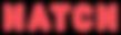Hatch Logo PMS 032 U.png
