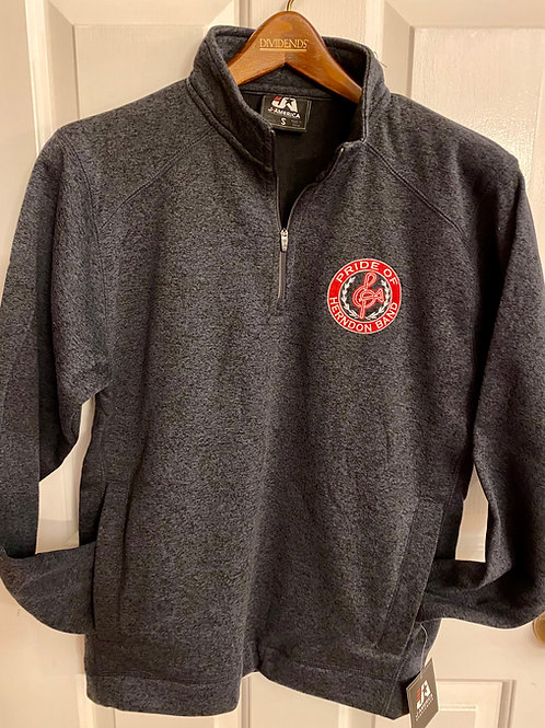 NEW Sports Fleece Embroidered Logo