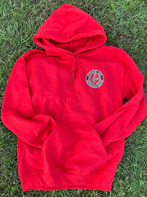 Pullover Hoodie - Small Logo - Classic
