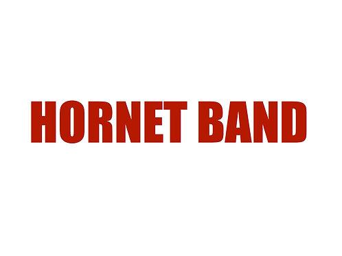 Sticker - Hornet Band