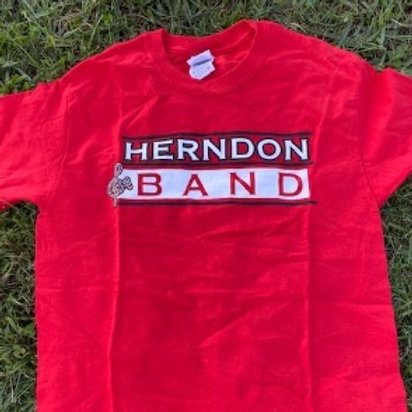 HERNDON BAND Short Sleeve T-Shirt