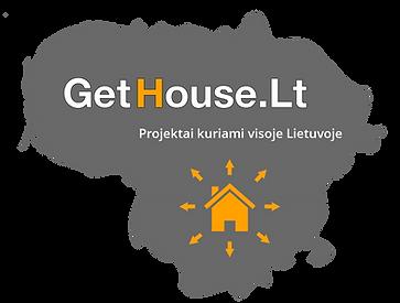 Unikalūs namų projektai