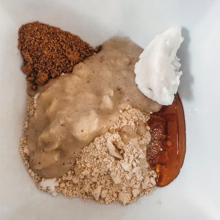 Cinnamon Plant Based Pancakes