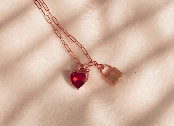 KeyTo My Heart (Red)
