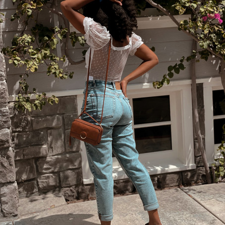 The Perfect Jeans: Perfect for Summer, & Ready For Fall!