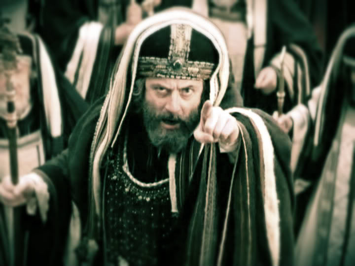 The Error of the Pharisees and the Sadducees