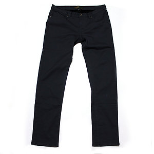 CASTY.CO BONDING PANTS BLK