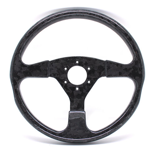 #8 Dry Carbon Steering Marble / Solid