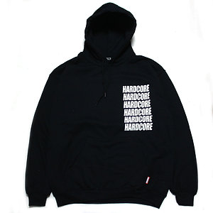 HARDCORE REPEAT PULL OVER PARKA