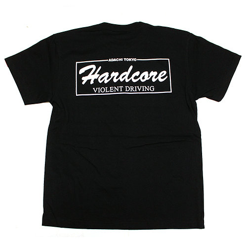 HARDCORE TEAM LOGO TEE SHIRTS