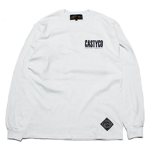 CASTY.co SORRY LONG SLEEVE TEE SHIRTS