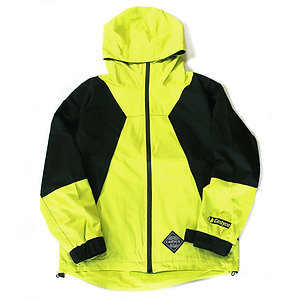 CASTY.CO 2LAYER MOUNTAIN JACKET YEL