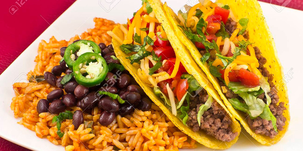 Friday Family Supper Night - Taco Night Sponsored by El Coyote