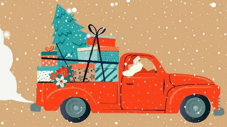 Drive In Santa Visit | 2:30pm - 3:00pm