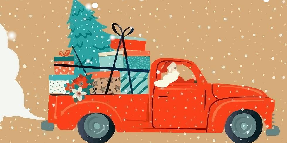 Drive In Santa Visit | 2:00pm - 2:30pm