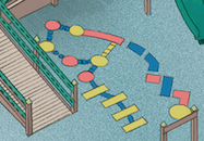 Sensory Obstacle Course