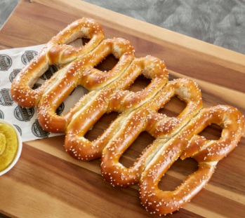 5 Pack of Philly Soft Pretzels