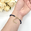Thumbnail: Lapis Lazuli and Jade Gemstones Bracelet