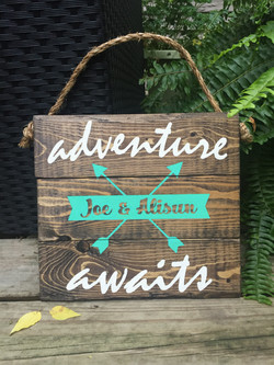 54) Adventure Awaits