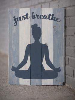 18) Just Breathe