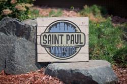 20) St Paul Medallion