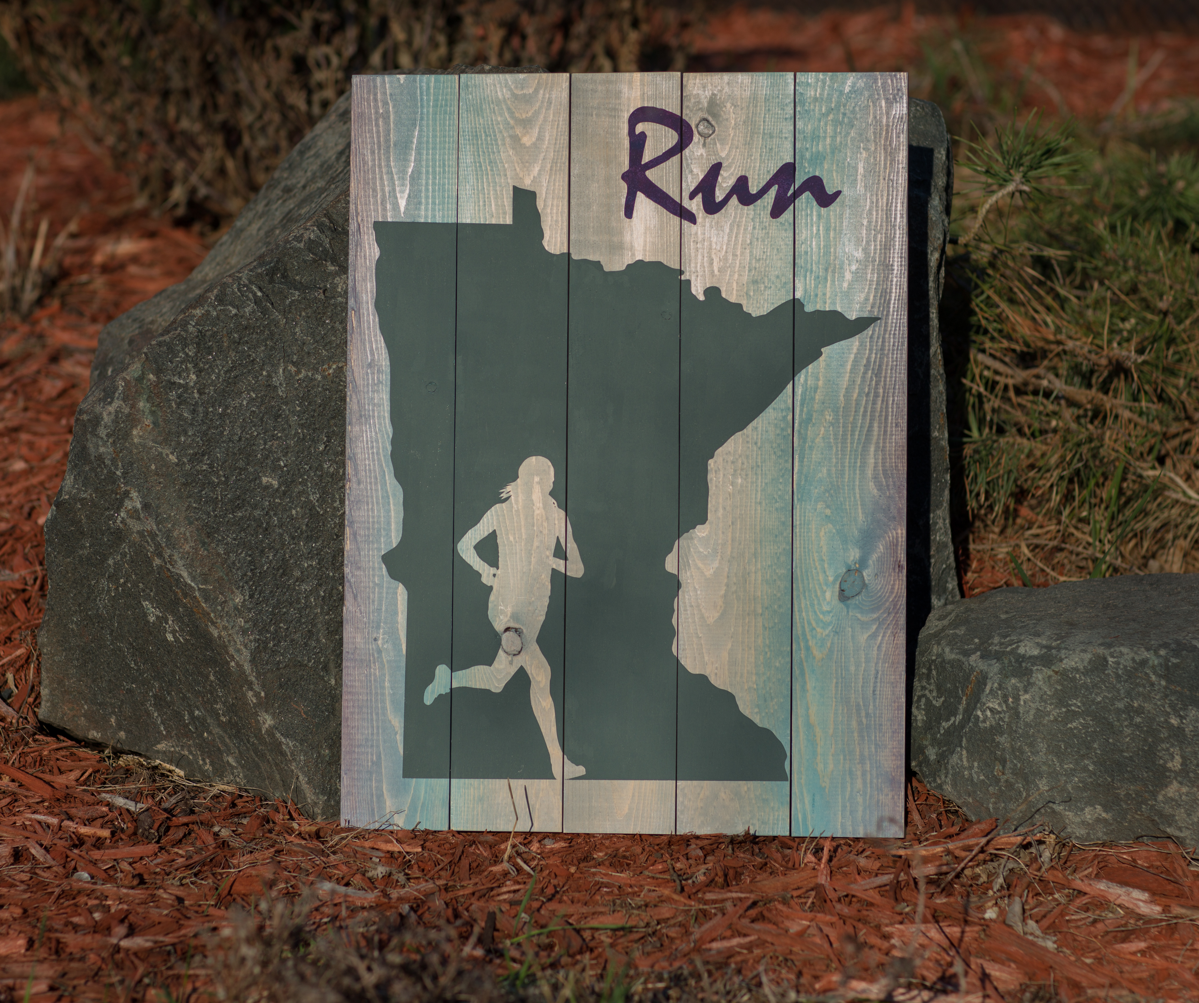9) Run Minnesota