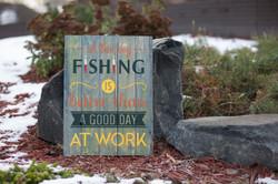 8) Fishing