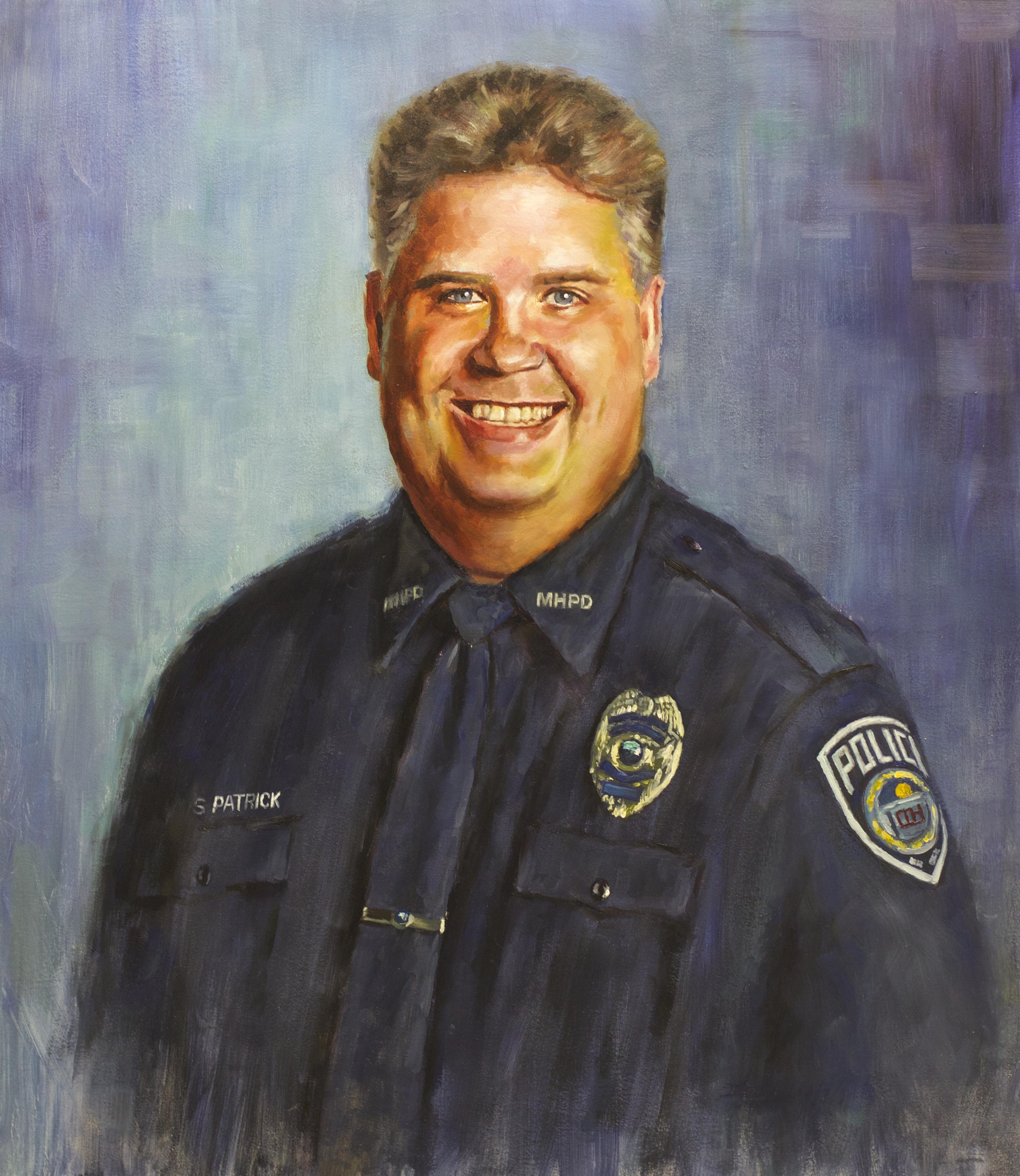 Officer Scott Patrick