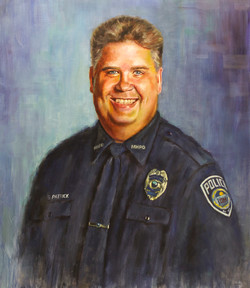 Officer Scott Patrick