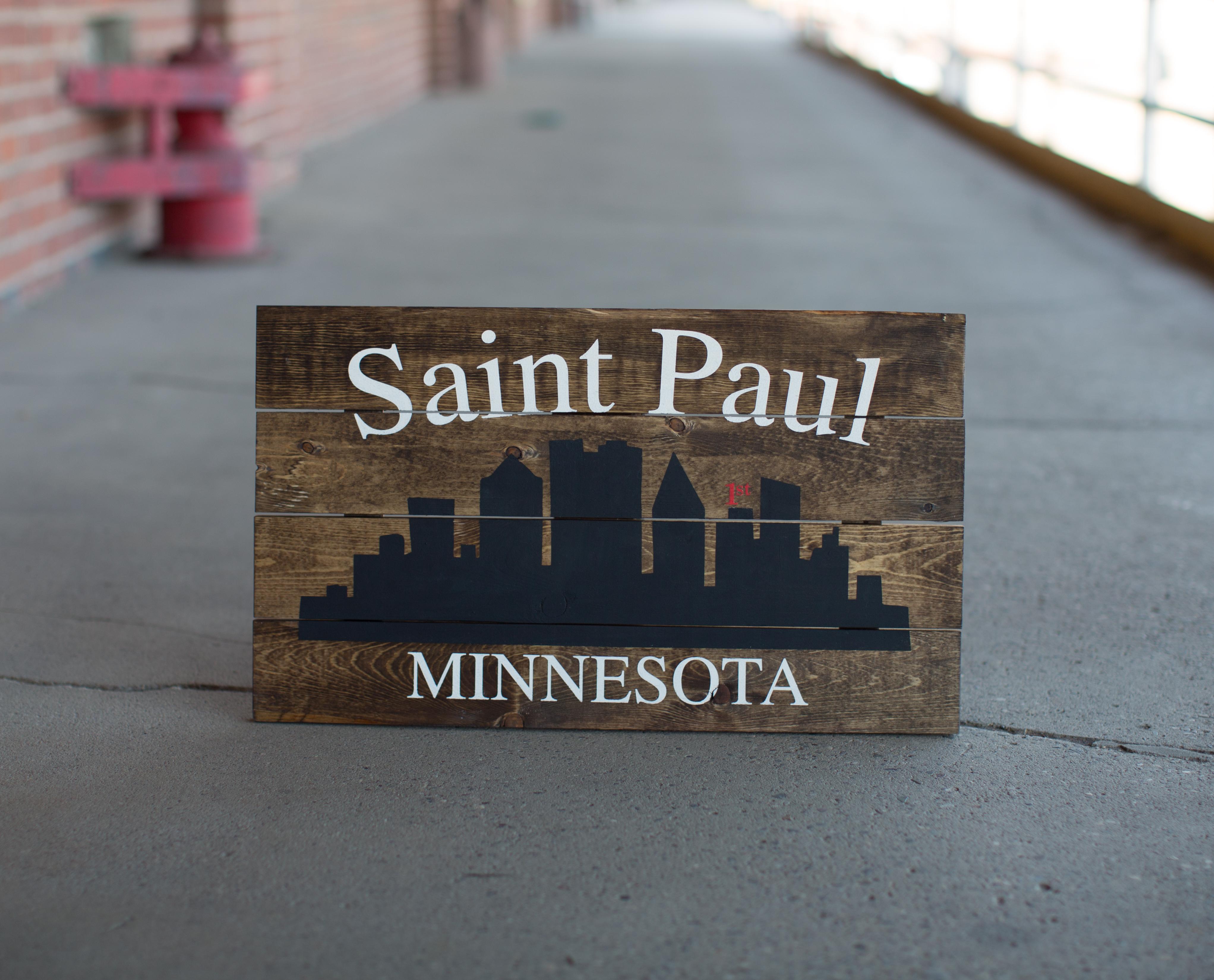26) Saint Paul Skyline