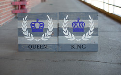 His & Hers Crowns