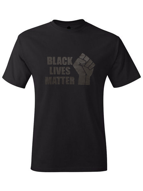 BLM Men Crew Neck T-Shirt