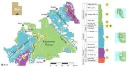 Grand Staircas-Escalante Map