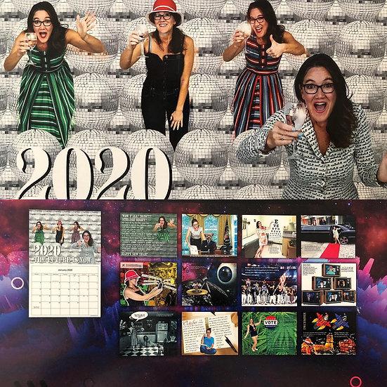2020 Cajzhfab Calendar