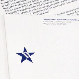 Democratic Party Identity Design