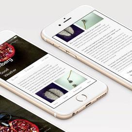 Edge Magazine App