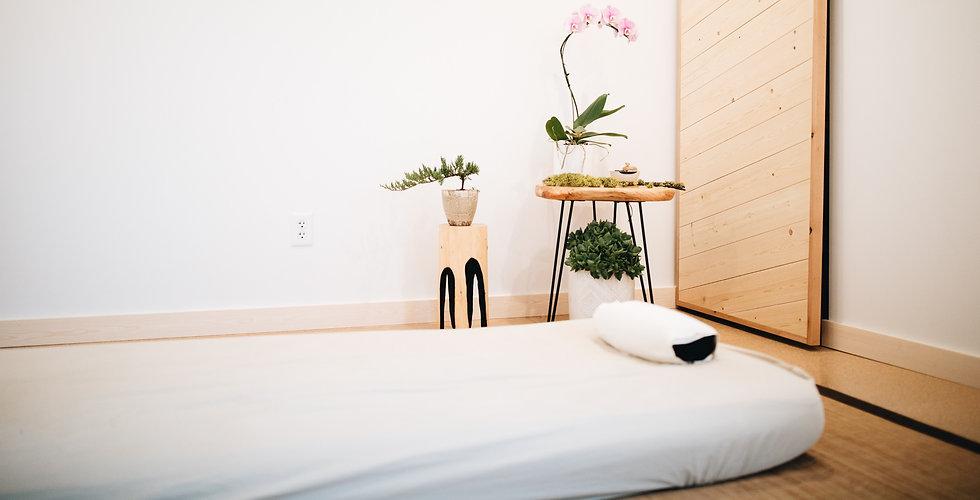 Shiatsu Treatment Room
