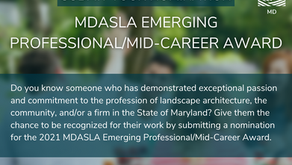 Submit Your Nomination: MDASLA EMERGING PROFESSIONAL/MID-CAREER AWARD