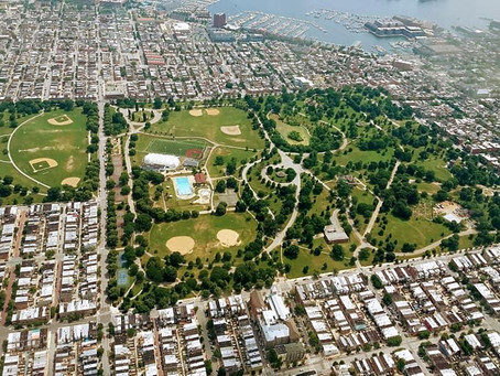 Join Us on April 16th For Patterson Park - The Jewel of Baltimore's Eastside