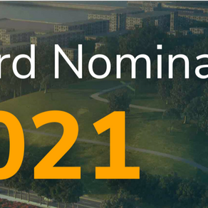 NEW Extended Deadline for Board Nominations