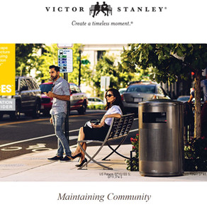 Join Victor Stanley for 'Completing Streets for Better Communities' on August 18th at 2 PM
