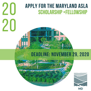 Apply For The MDASLA Fall 2020  Scholarship+Fellowship!
