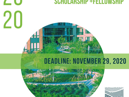 Apply For The MDASLA Fall 2020  Scholarship+Fellowship!