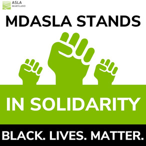 A Message from the MDASLA President