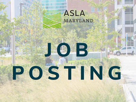 Job Posting: Jonathan Ceci Landscape Architects Seeks Designer