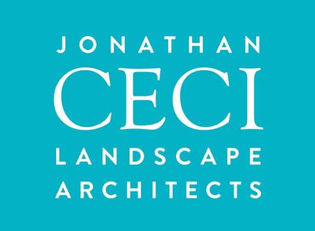 Job Posting: Jonathan Ceci Landscape Architects Seeks Motivated Professionals