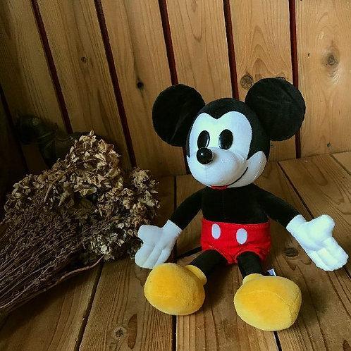 80'sヴィンテージ ディズニープロダクション ミッキーマウスぬいぐるみ
