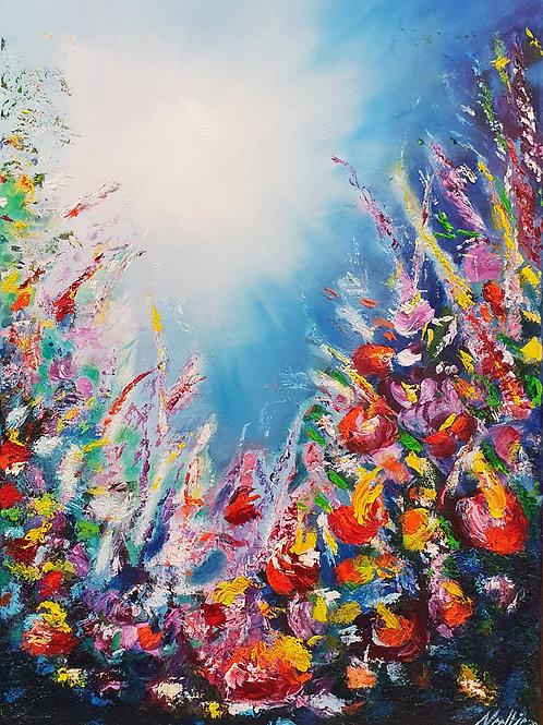 Bloemen onder water - Nemo