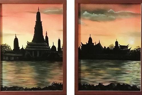 Wat Pra Kaew Bangkok