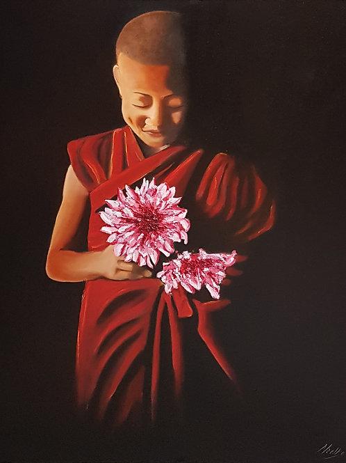 Tibetaanse jongen